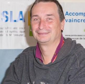 portrait Jean d'Artigues vice-président ARSLA