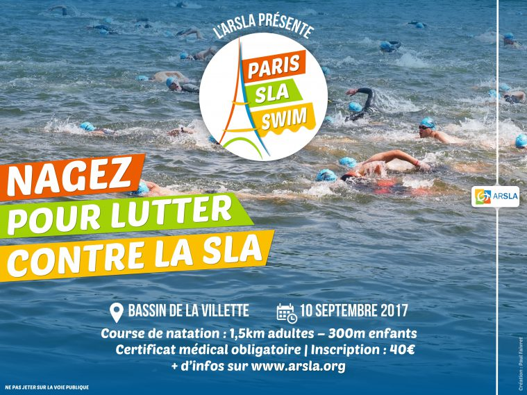 PARIS SLA SWIM