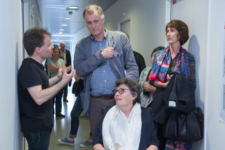 ARSLA 2016 - Assemblée générale de l'ARSLA du 11-06 2016 à l'institut du Cerveau et de la Moelle-épinière -ICM 47 Boulevard de l'Hôpital, 75013 Paris.