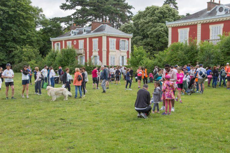 Quatrième course solidaire contre la maladie de Charcot le dimanche 16 juin 2019 au Bois de Vincennes.