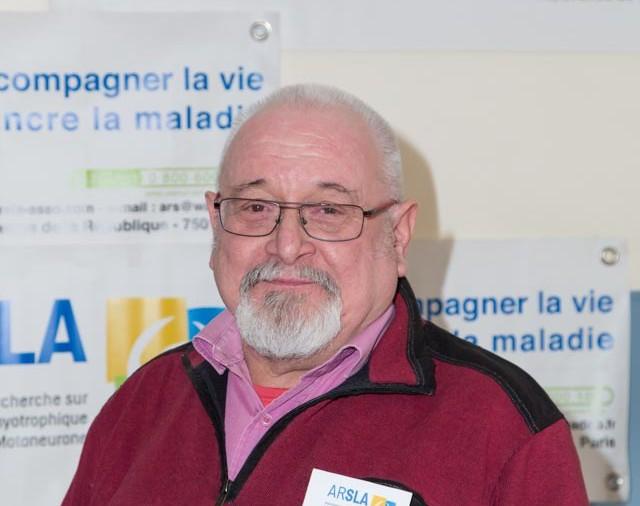 ARSLA 2015 - Rencontre annuelle des bénévoles de l'ARSLA du 31-01 et 01-02-2015 à Paris, Ici Miche Boyer