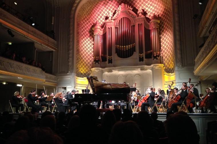 Concert Salle Gaveau en partenariat avec l'Orchestre de l'Alliance - 1er octobre 2015