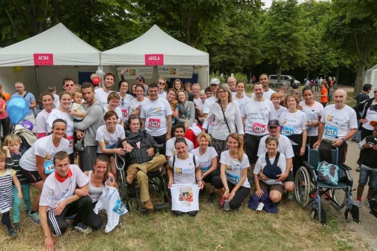 Course des Héros 2015 - Parc de Saint-Cloud, le 20 juin 2015