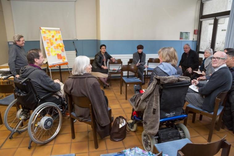 ARSLA 2015 - Rencontre annuelle des bénévoles de l'ARSLA du 31-01 et 01-02-2015 à Paris
