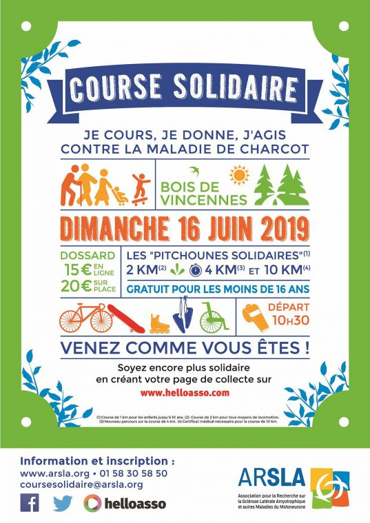 Course solidaire ARSLA