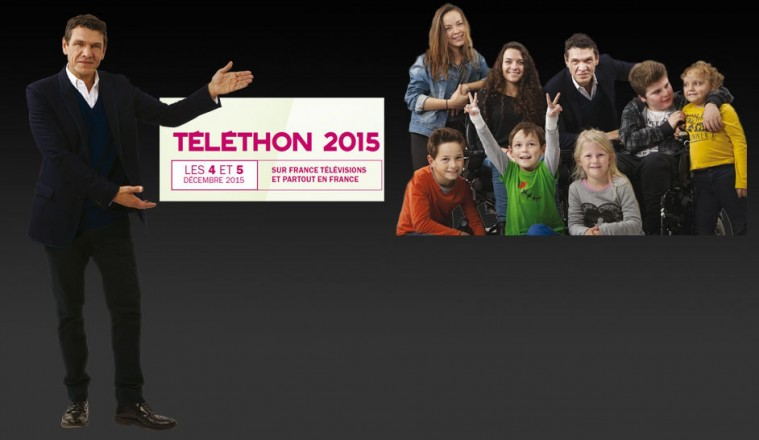 Telethon 2015 Affiche