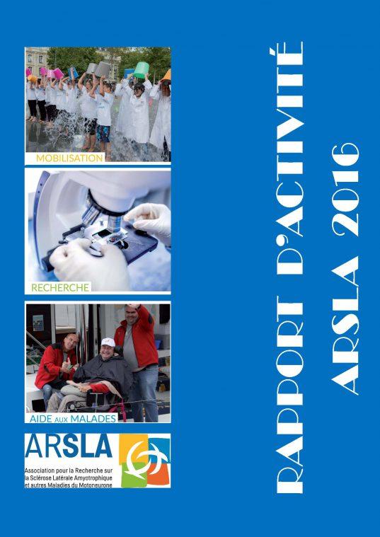 rapport d'activité - ARSLA