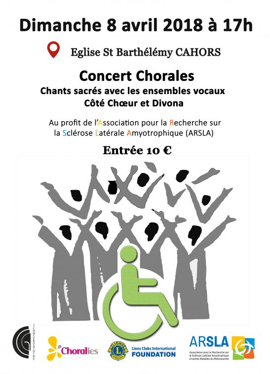 Concert chorale Cahors