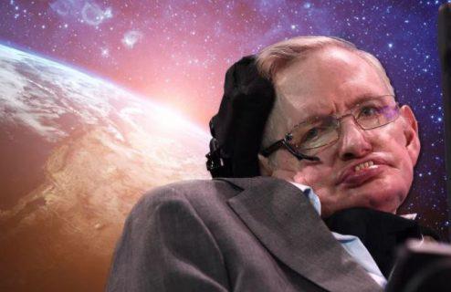 Visuel Stephen Hawking