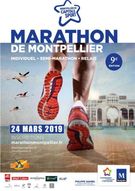 marathon_de_montpellier ARSLA - Maladie de Charcot
