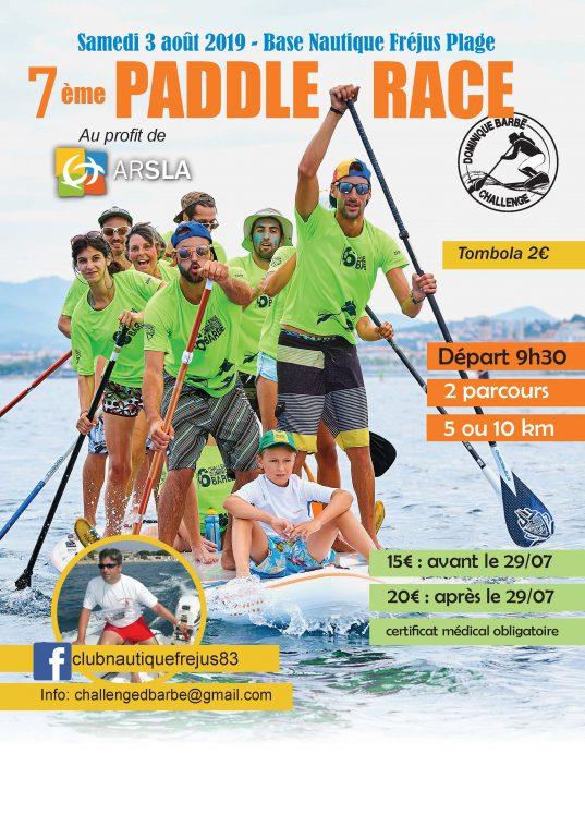 Paddle Race ARSLA