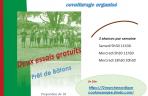 22 juin - Marche nordique au profit de l'ARSLA - Maladie de Charcot
