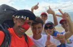 Thierry Crozat, Ultra Trail Marin - ARSLA Maladie de Charcot