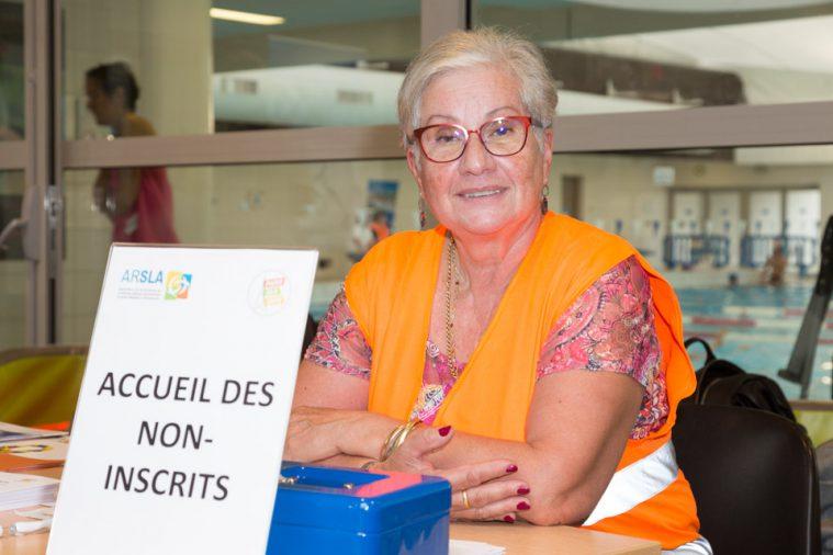 ARSLA - Nagez pour lutter contre la SLA, dimanche 22-09-19. Piscine George Hermant, Paris 75019