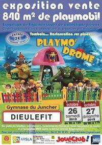 Expo vente plymobil - ARSLA Maladie de Charcot