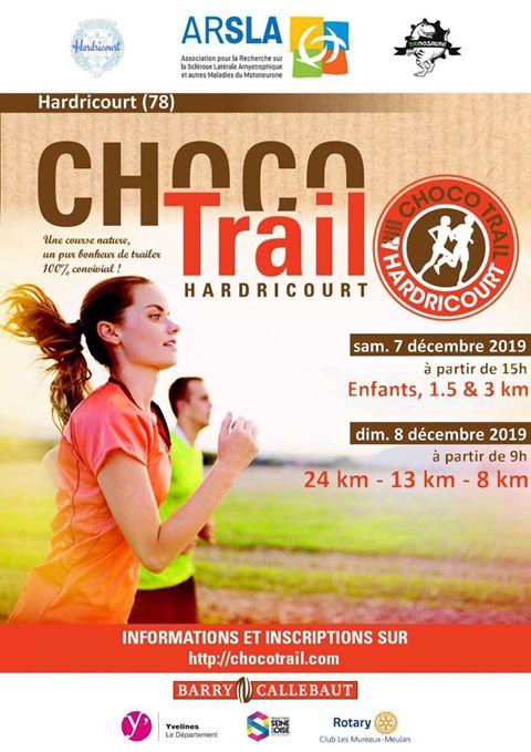 Chocotrail - ARSLA maladie de Charcot