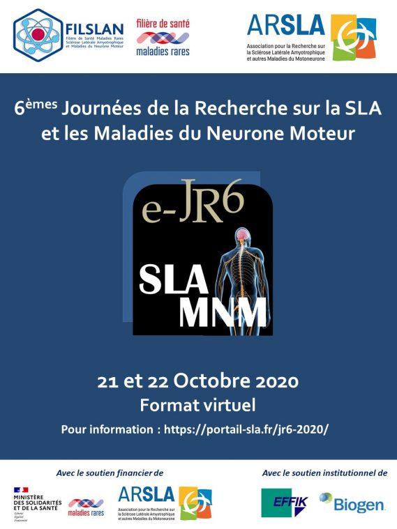 JR6 ARSLA MALADIE DE CHARCOT